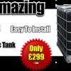 Cube Septic Tank