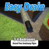 Easy Drain Soakaway Kit 3-4 Bedroom