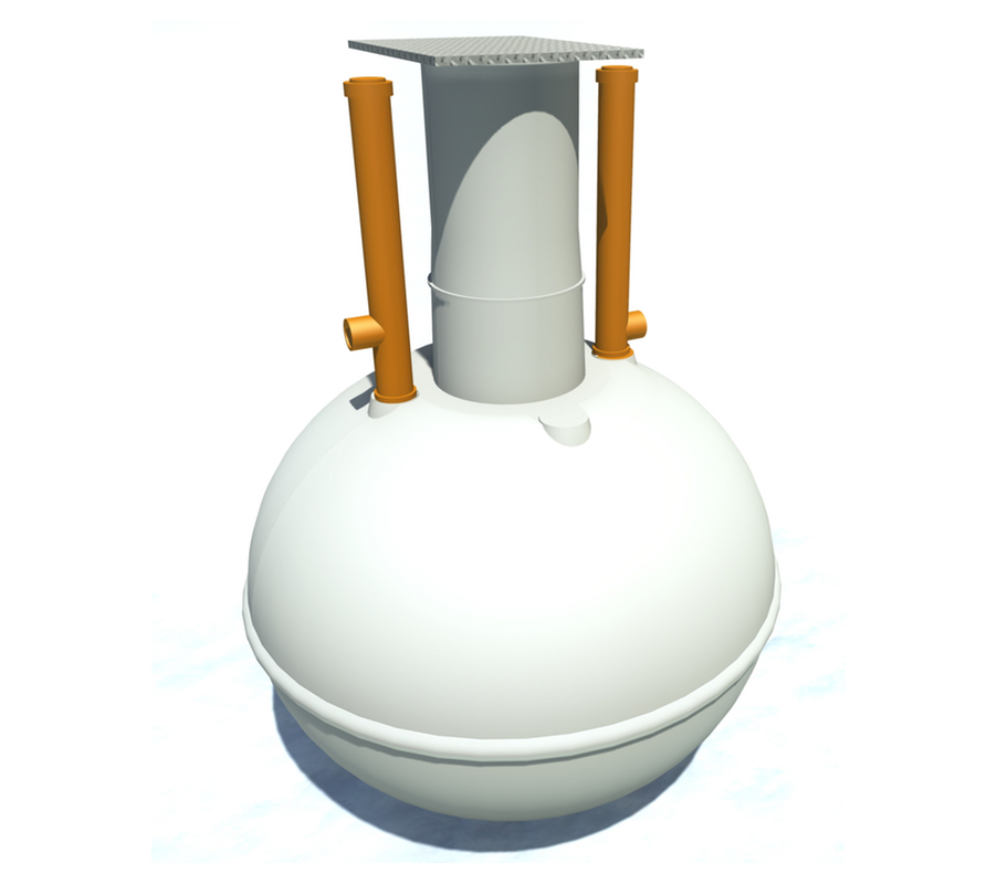 Onion Septic Tank