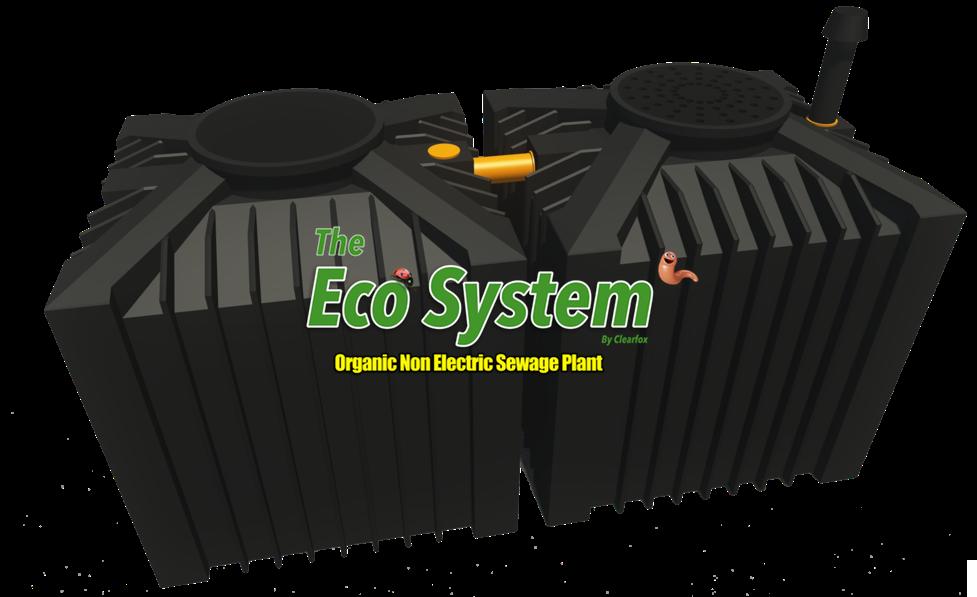 Eco System Sewage System