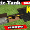 1-2 Bedroom Septic Tank Soakaway Kit