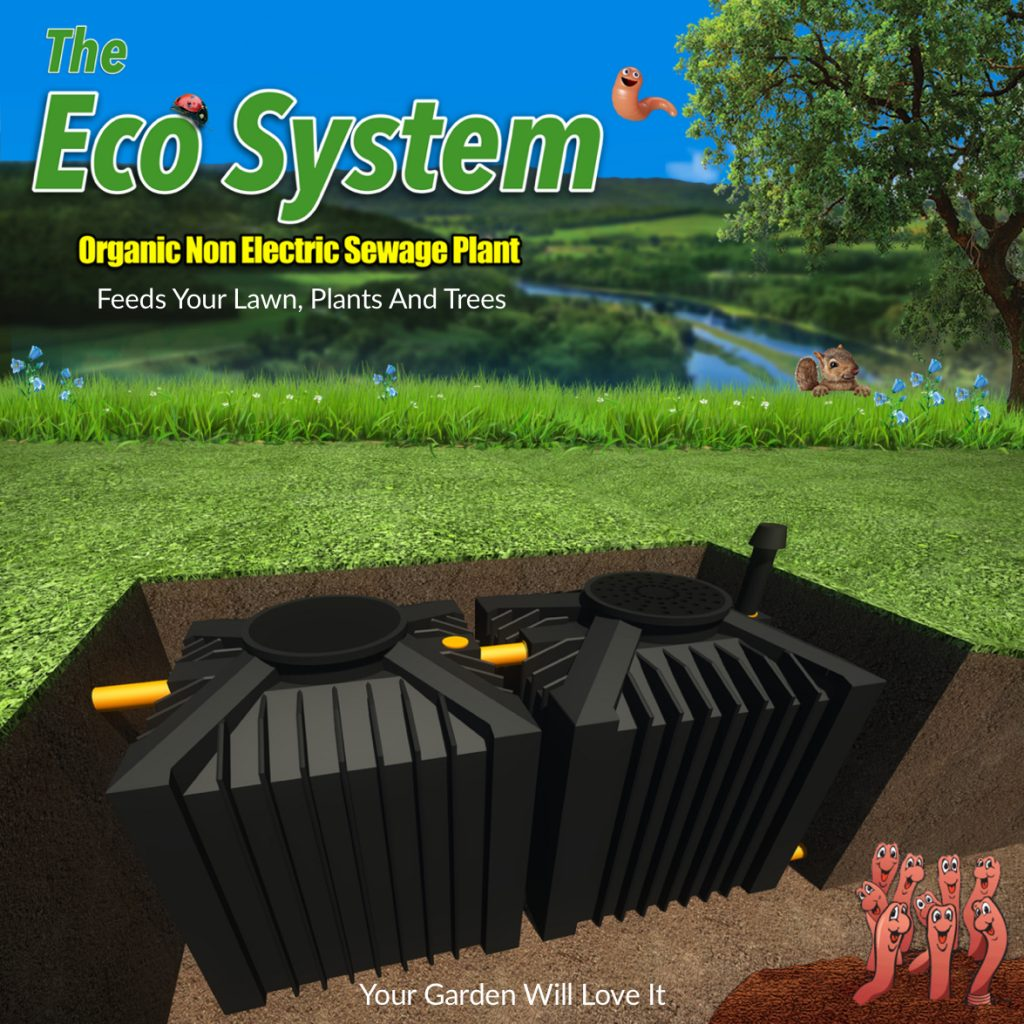 Eco System Sewage Treatment Plant