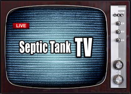 Septic Tank TV Retro