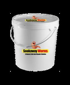 Soakaway Worms Bucket Woocommerce