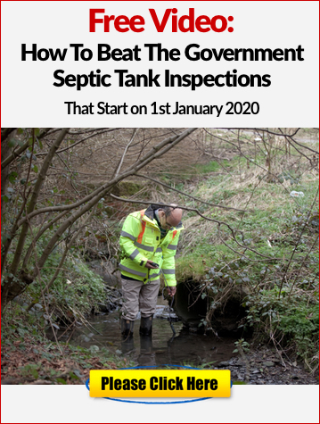 Government Septic Tank Inspection