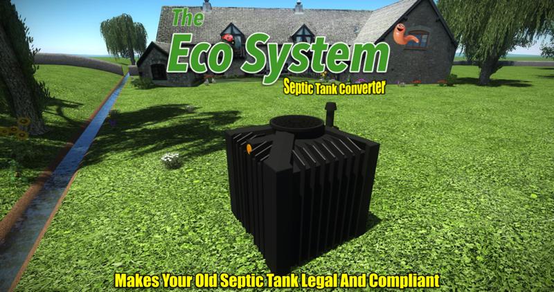 Eco System Septic Tank Converter