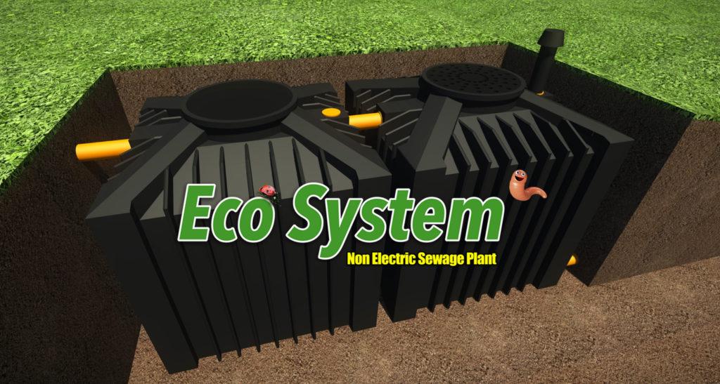 Eco System Sewage Treatment Plant